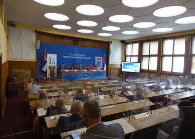 U Narodnoj skupštini predstavljen Nacrt Programa zaštite vazduha sa Akcionim planom