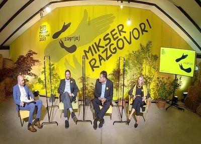 """Projekat """"EU za bolju životnu sredinu"""" na Mikser festivalu 2021"""